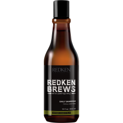Daily Shampoo (Shampooing Quotidien) - REDKEN BREWS - 300 ml