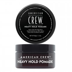 Cire American Crew Heavy Hold Pomade - 85g