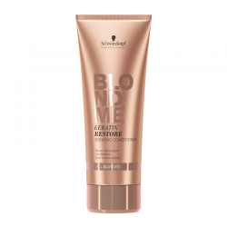 Conditioner Schwarzkopf Bonding All Blondes rénovateur à la Kératine - 200 ml