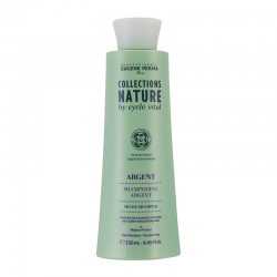 Shampooing Eugene Perma Collections Nature by Cycle Vital Argent - Argent - 250 ml