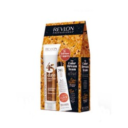 Coffret Revlon couleur Dream Team Intense Coppers + Nutri Color 400 OFFERT